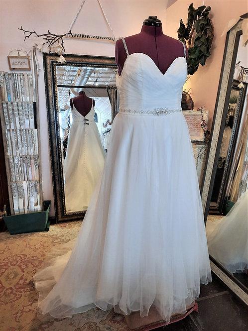 Dress 2287 Label Size 24 Fits 24