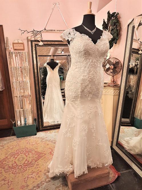Dress 2171 Label Size 18 Fits 18
