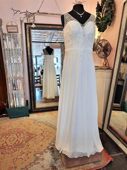 Dress 2155 Label Size 16W Fits 16W $499