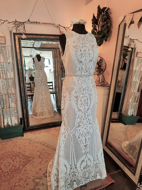 Dress 2072 Label Size 16W fits 16