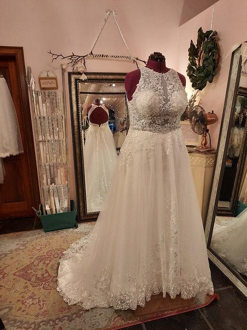 Dress 2116 Label Size 18 Fits 18