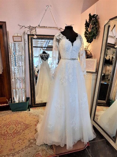 Dress 2267 Label Size 10 Fits 10