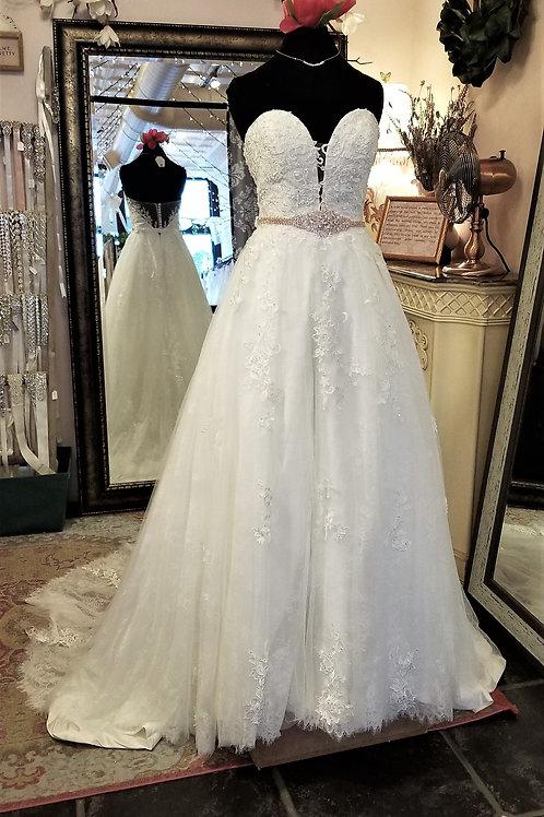 Dress 1562 Label Size 10 fits Size 8