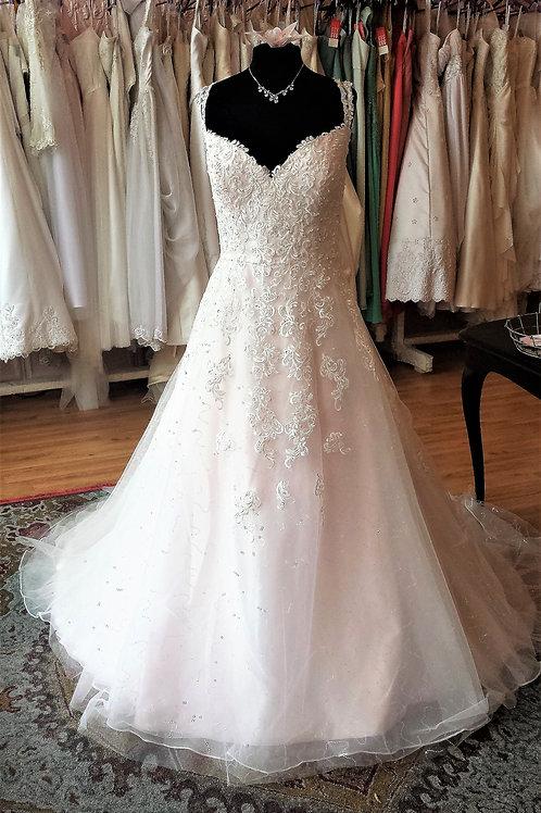Dress 1645 Label Size 22 Fits 22
