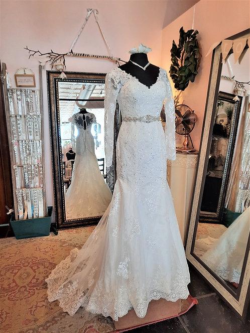 Dress 2164 Label Size 10 Fits 10
