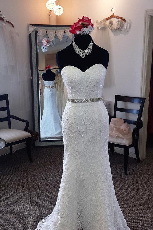 Dress 2246 Label Size 4 Fits 2/4