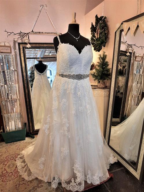 Dress 2236 Label Size 22 Fits 22