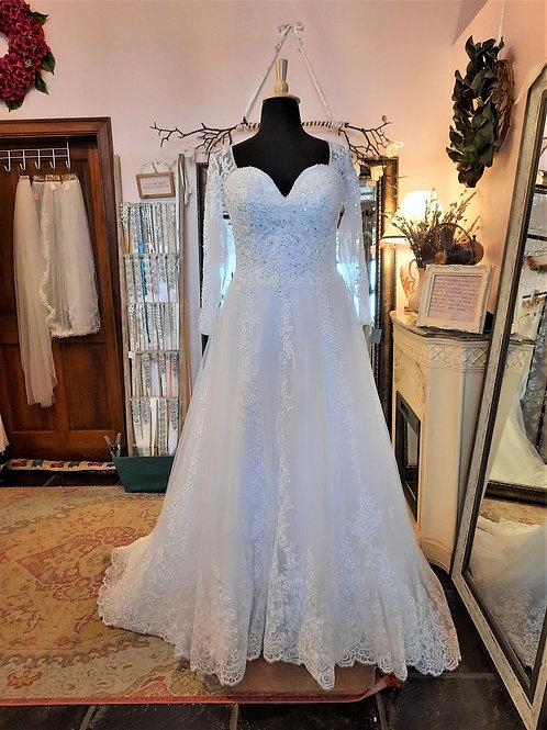 Dress 2271 Label Size 16W Fits 16W
