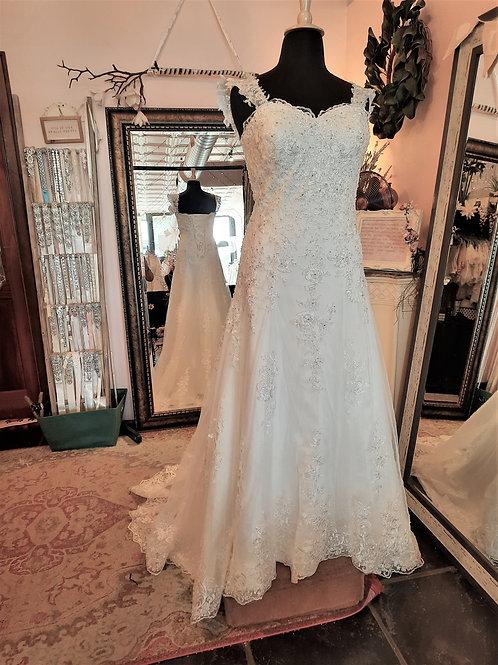 Dress 2283 Label Size 14 Fits 14/16