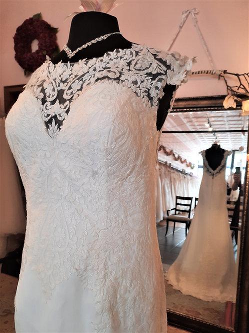 Dress 2152 Label size 14 fits 14