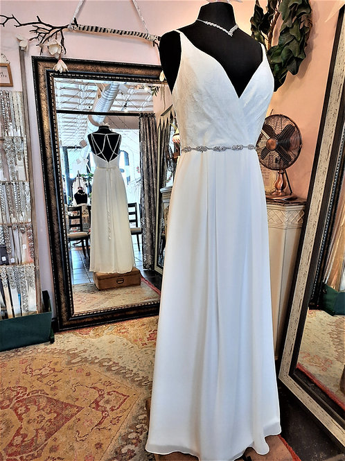 Dress 2111 Label Size 12 Fits 12