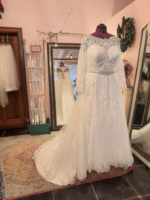 Dress 2170 Label Size 22 Fits 22