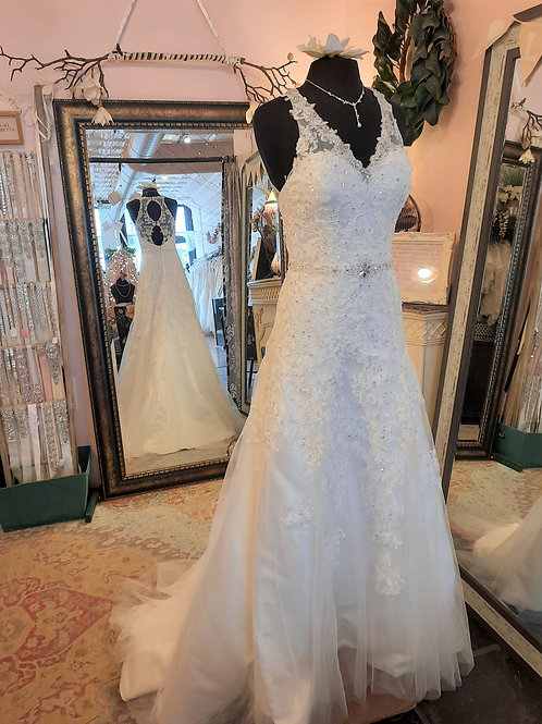 Dress 2292 Label Size 10 Fits 10