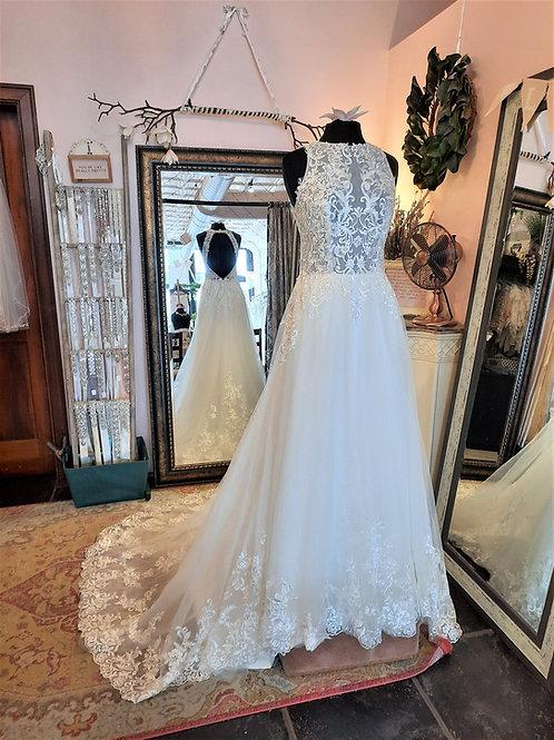 Dress 2140 Label Size 10 Fits 10