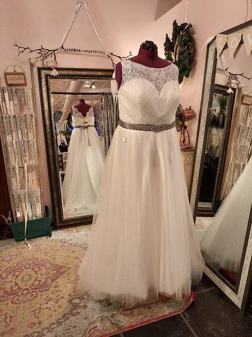 Dress 2129 Label Size 26 Fits 26