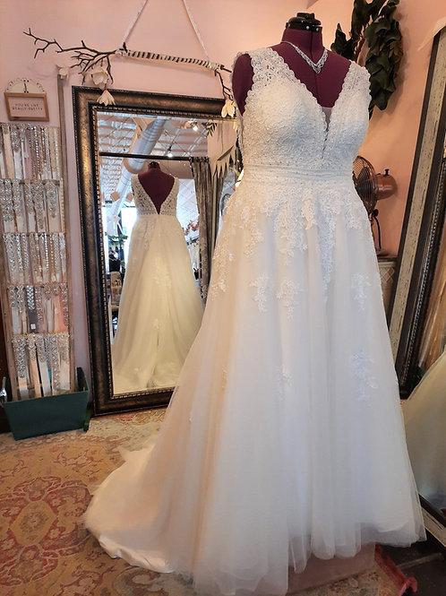 Dress 2146 Label Size 18 Fits 18