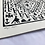 Thumbnail: 'Magic Carpet' Linocut Art Print (Edition of 10)