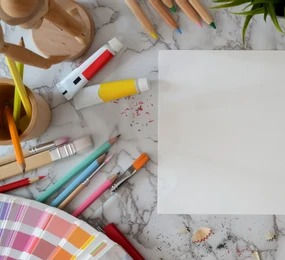 Technical Drawing and Painting for Teens
