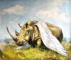Once There Were Rhinos