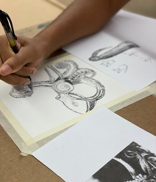 Young Creatives Class (ages 11-15)