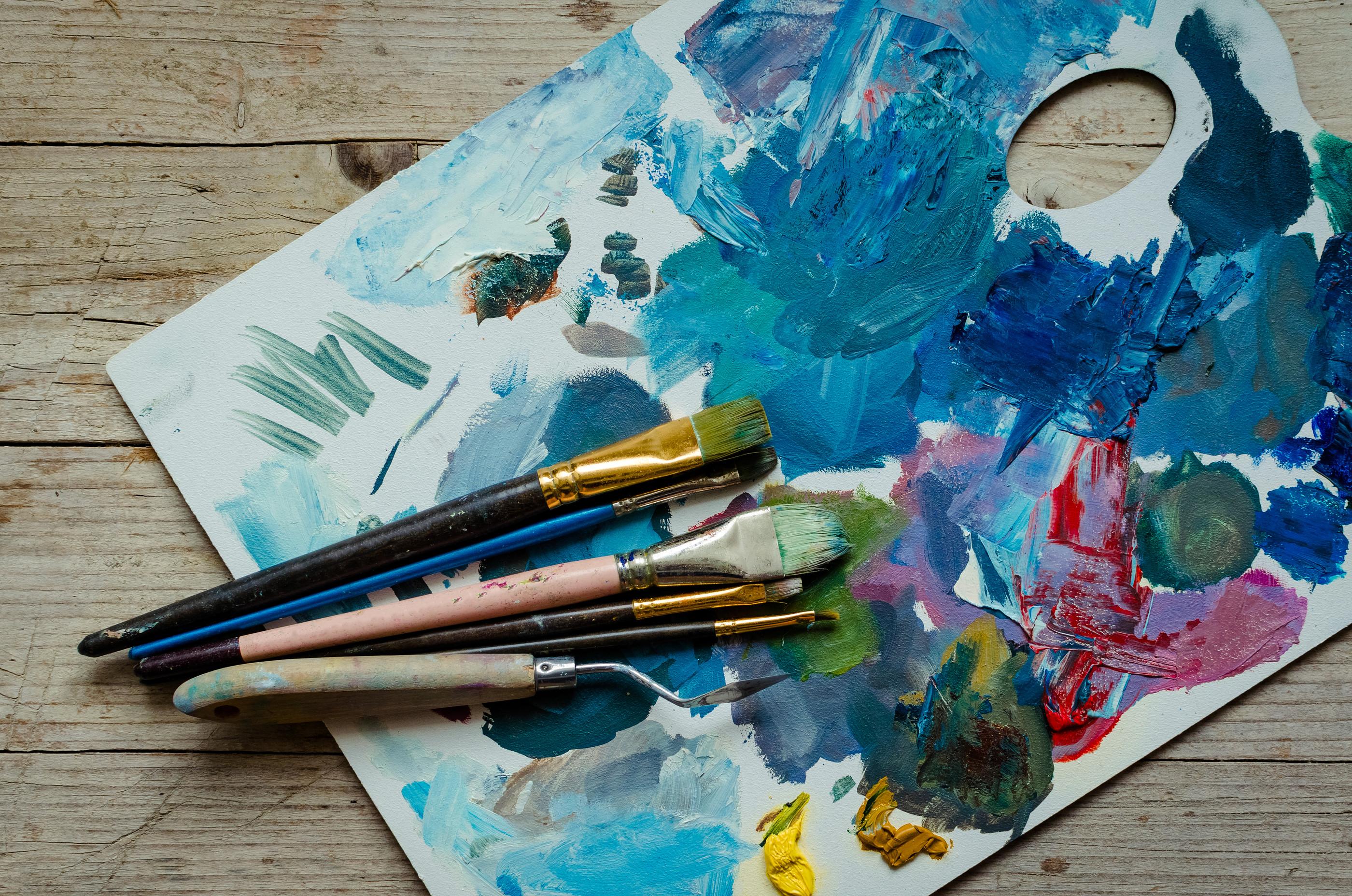 Acrylic Painting  6 week class