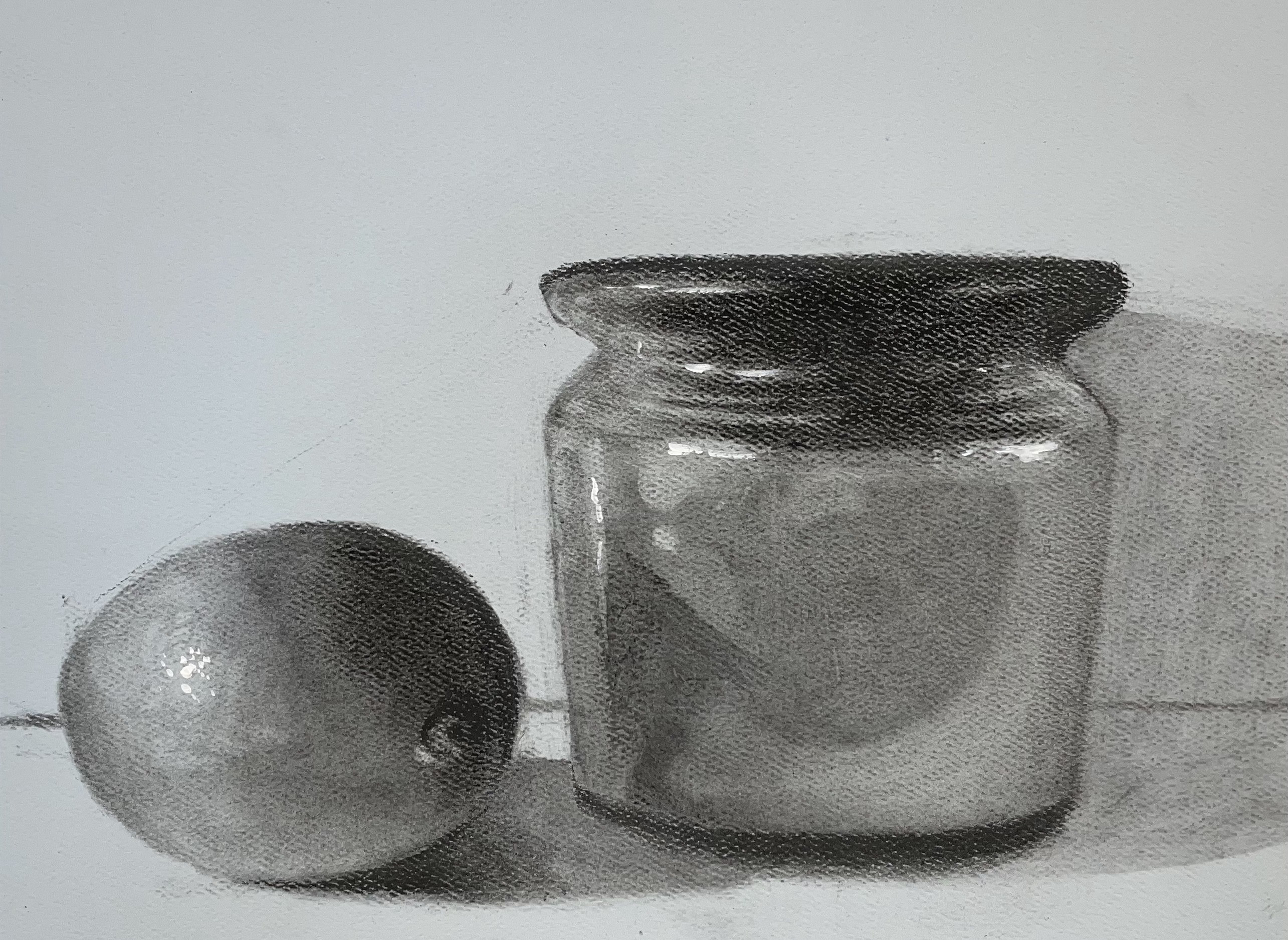 Charcoal Drawing Workshop