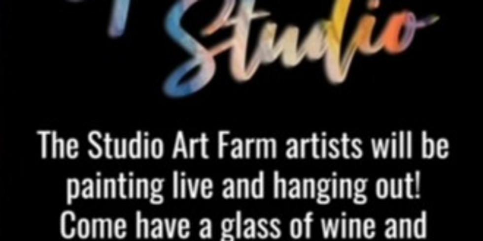 ArtFarm Artists Open Studio