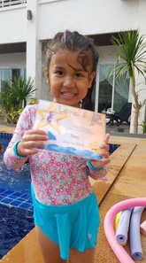fins swimmers certificate