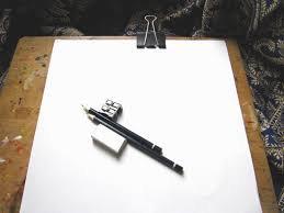 Drawing Instruction - Single Class Card