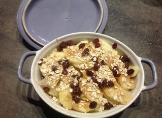 Warm winterontbijt voor meer energie!
