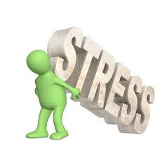 Mediums work with Stress
