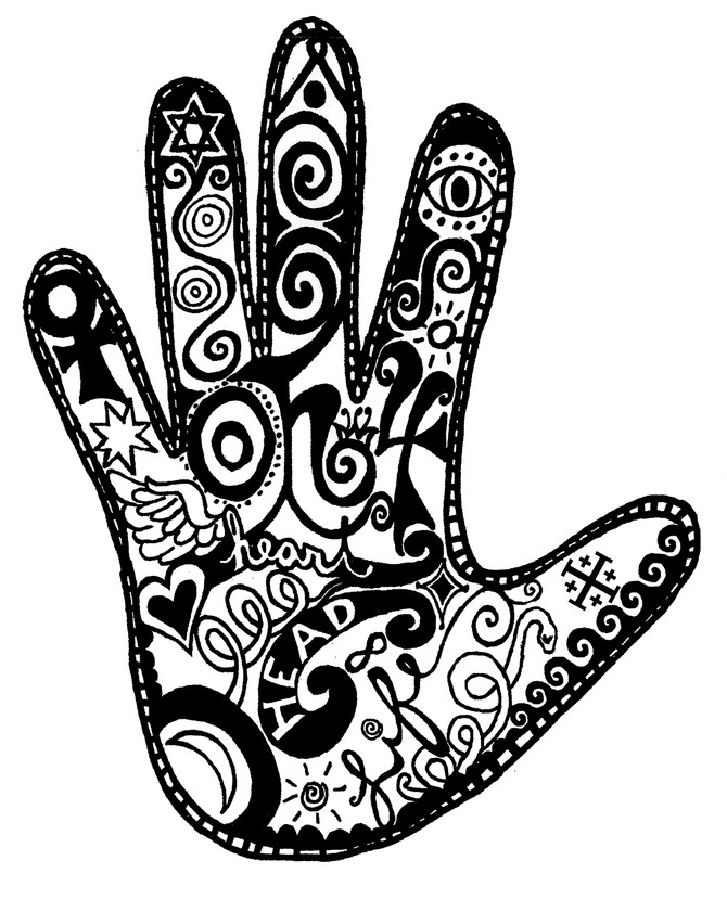 Mediums look at Palmistry