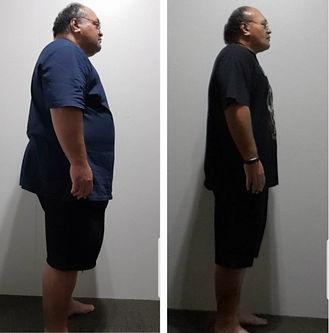 Lestar Phatt weight loss diet journey