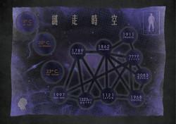 謎走時空 - 時空地圖