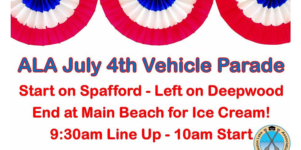 ALA July 4th Parade