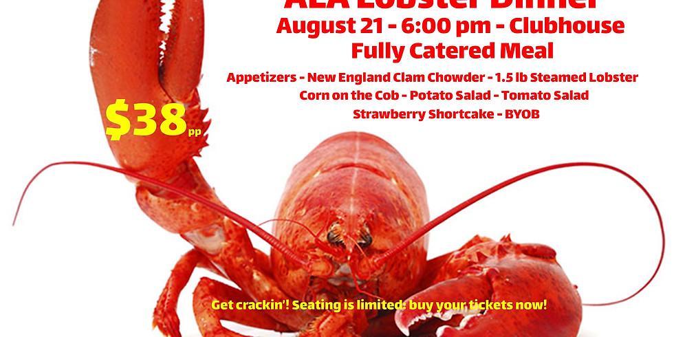ALA Lobster Dinner