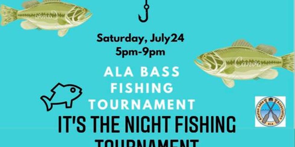 Night Fishing Tournament