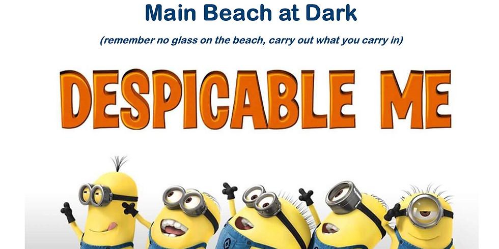 Movie Night on Main Beach