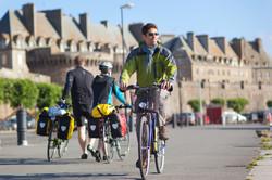 atteignez Saint-Malo en 1 journée