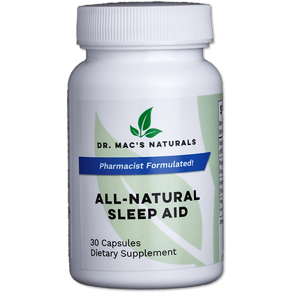 All-Natural Sleep Aid