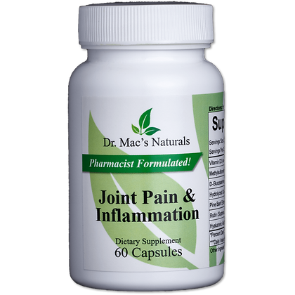 Joint Pain & Inflammation