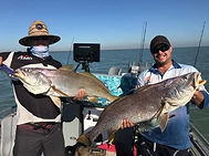 Jewfish caught off Dundee, NT