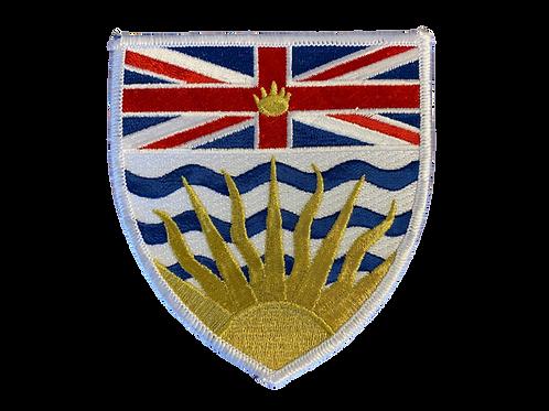 British Columbia Patch