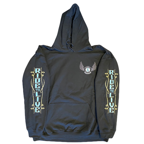 2018 RTL Pull Over Hoodie