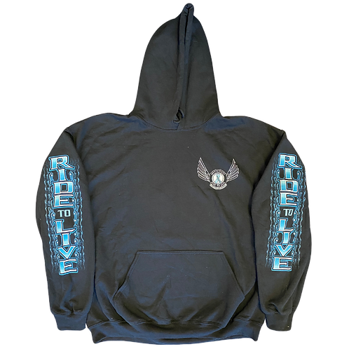 2017 RTL Pull Over Hoodie