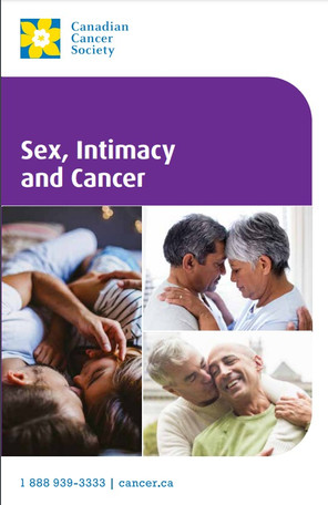 Sex, Intimacy and Cancer
