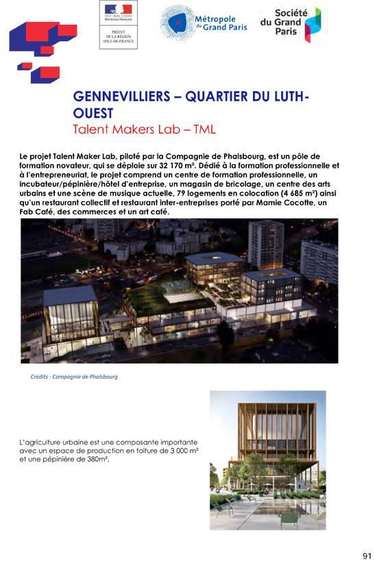 """LAURÉAT """"INVENTONS LA MÉTROPOLE DU GRAND PARIS"""""""