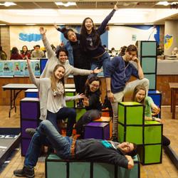 Tetris and friends