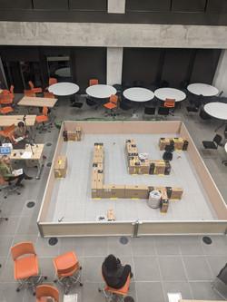 Maze for Robotics Competition