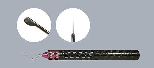 6-S™ Drysdale Manipulator, Carbon Fiber Handle